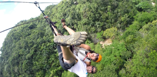 #11 Walk The Plank Zip Line from Hotels & AirBnB