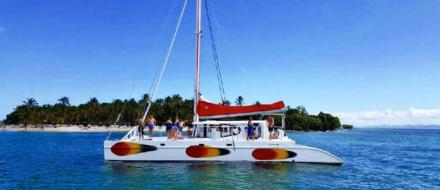 #13 Catamaran & Snorkel Tour