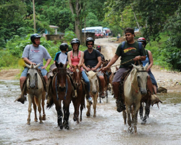 #6 Culture, Beach & River Crossings on Horseback